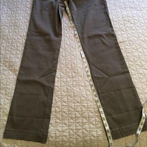 Pants - Micro-corduroy pants